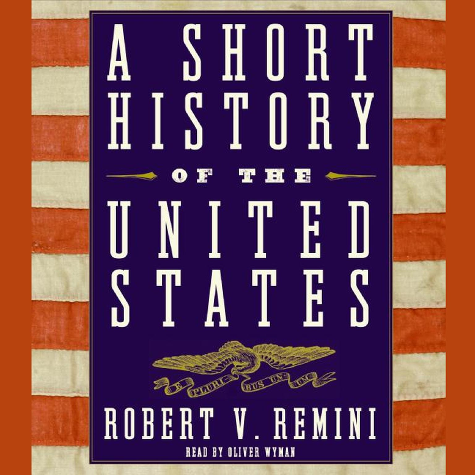 Printable A Short History of the United States Audiobook Cover Art