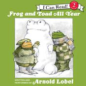 Frog and Toad All Year Audiobook, by Arnold Lobel
