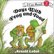 Days With Frog and Toad Audiobook, by Arnold Lobel