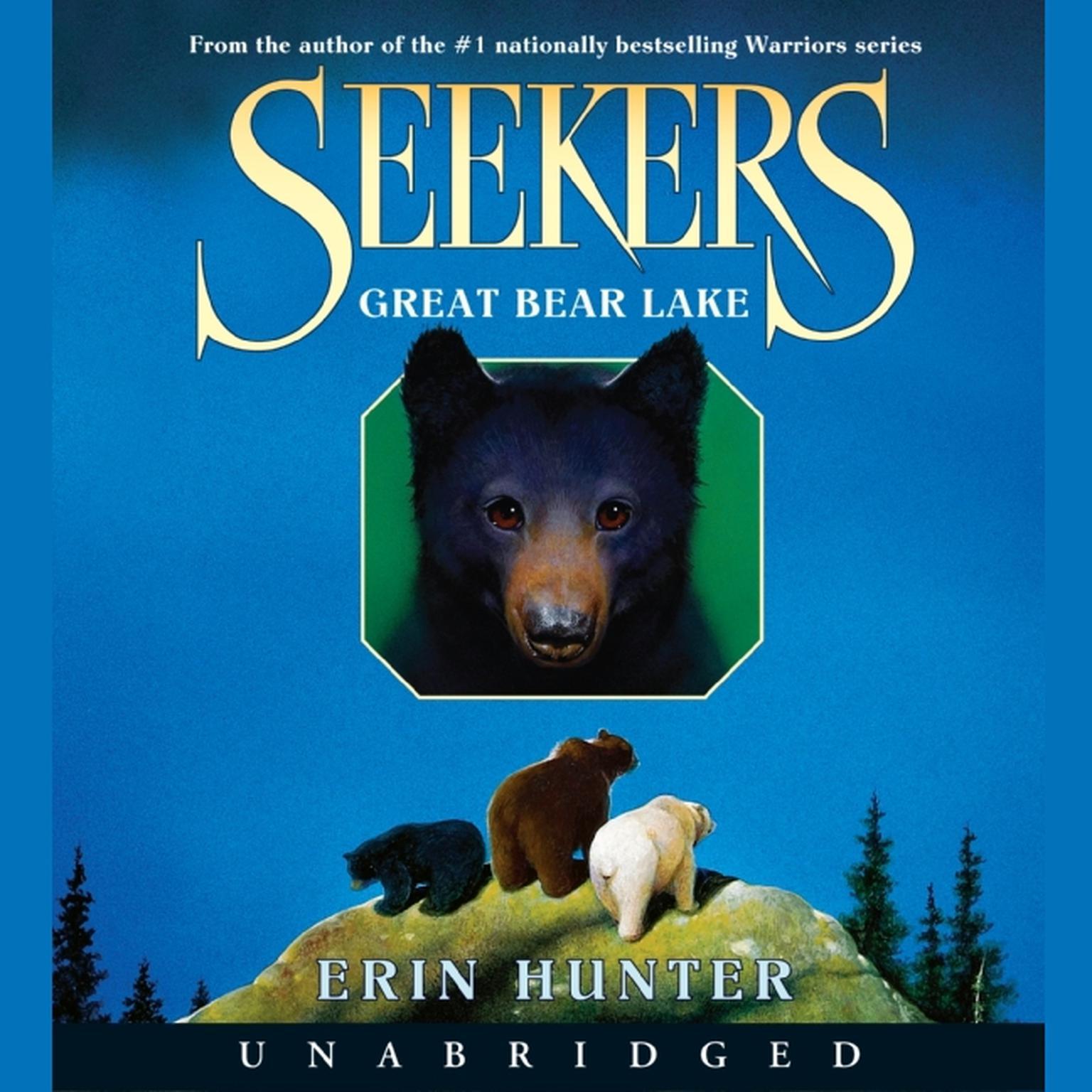 Printable Great Bear Lake Audiobook Cover Art