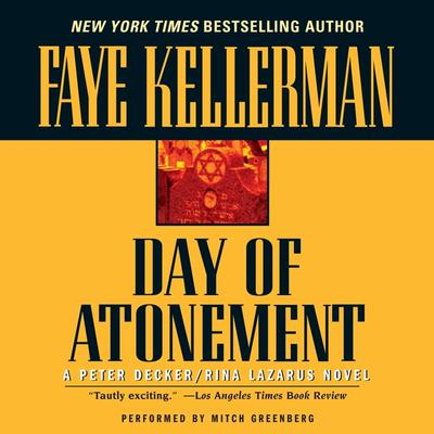 Day of Atonement Audiobook, by Faye Kellerman