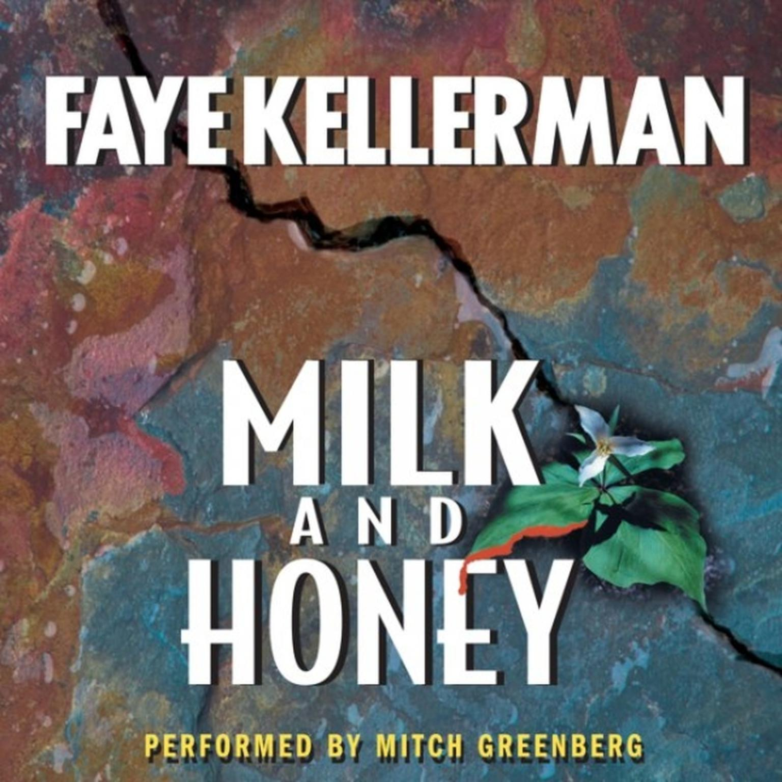 Printable Milk and Honey Audiobook Cover Art