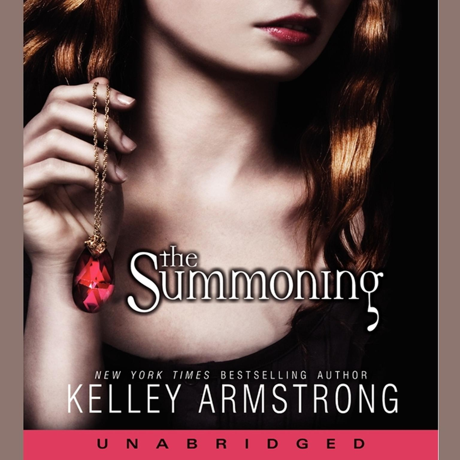 Printable The Summoning Audiobook Cover Art