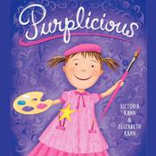 Purplicious Audiobook, by Victoria Kann