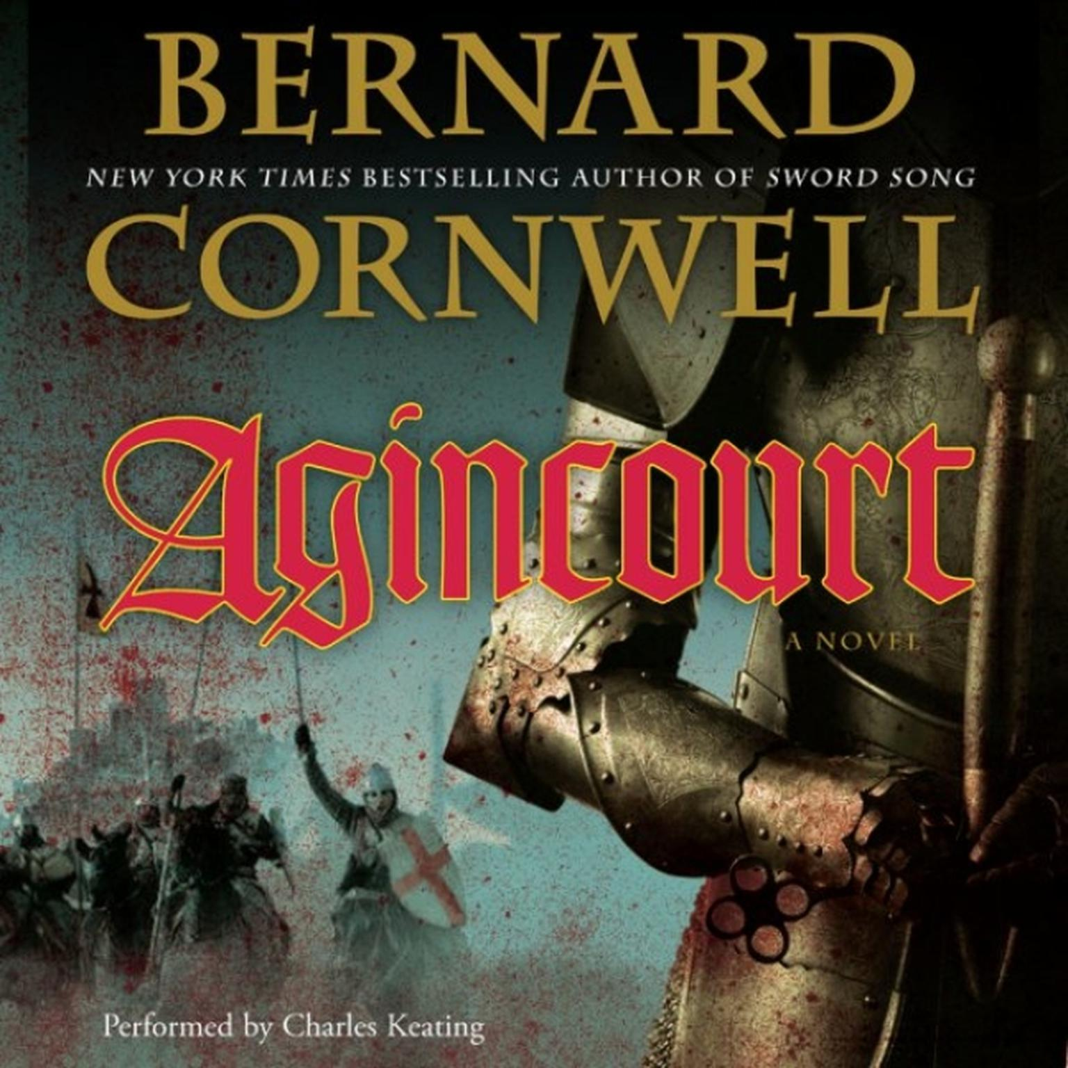Printable Agincourt: A Novel Audiobook Cover Art