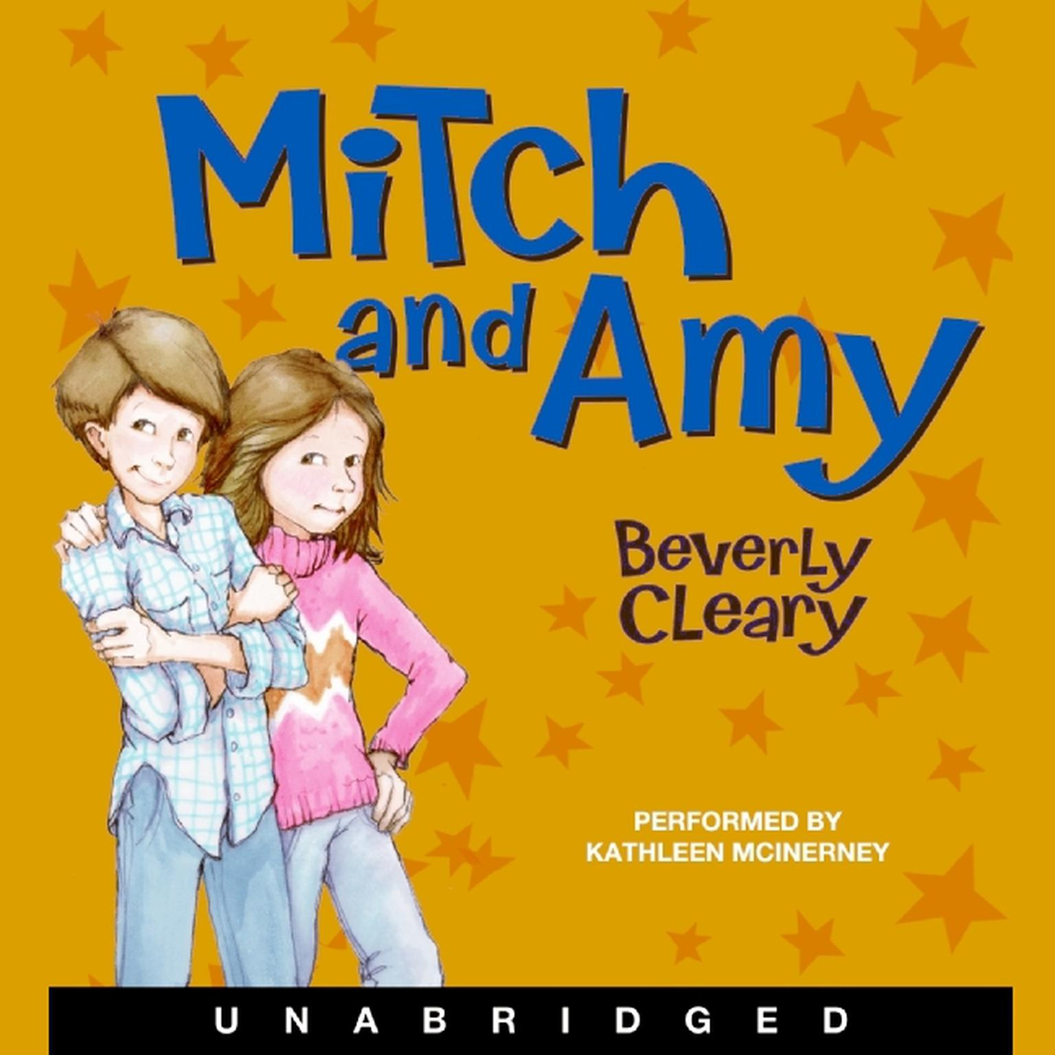 Printable Mitch and Amy Audiobook Cover Art
