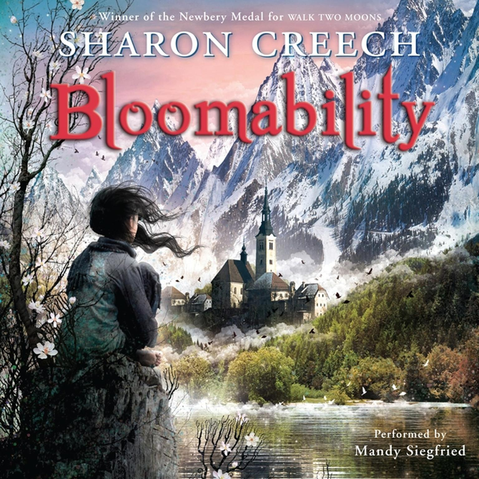 Printable Bloomability Audiobook Cover Art