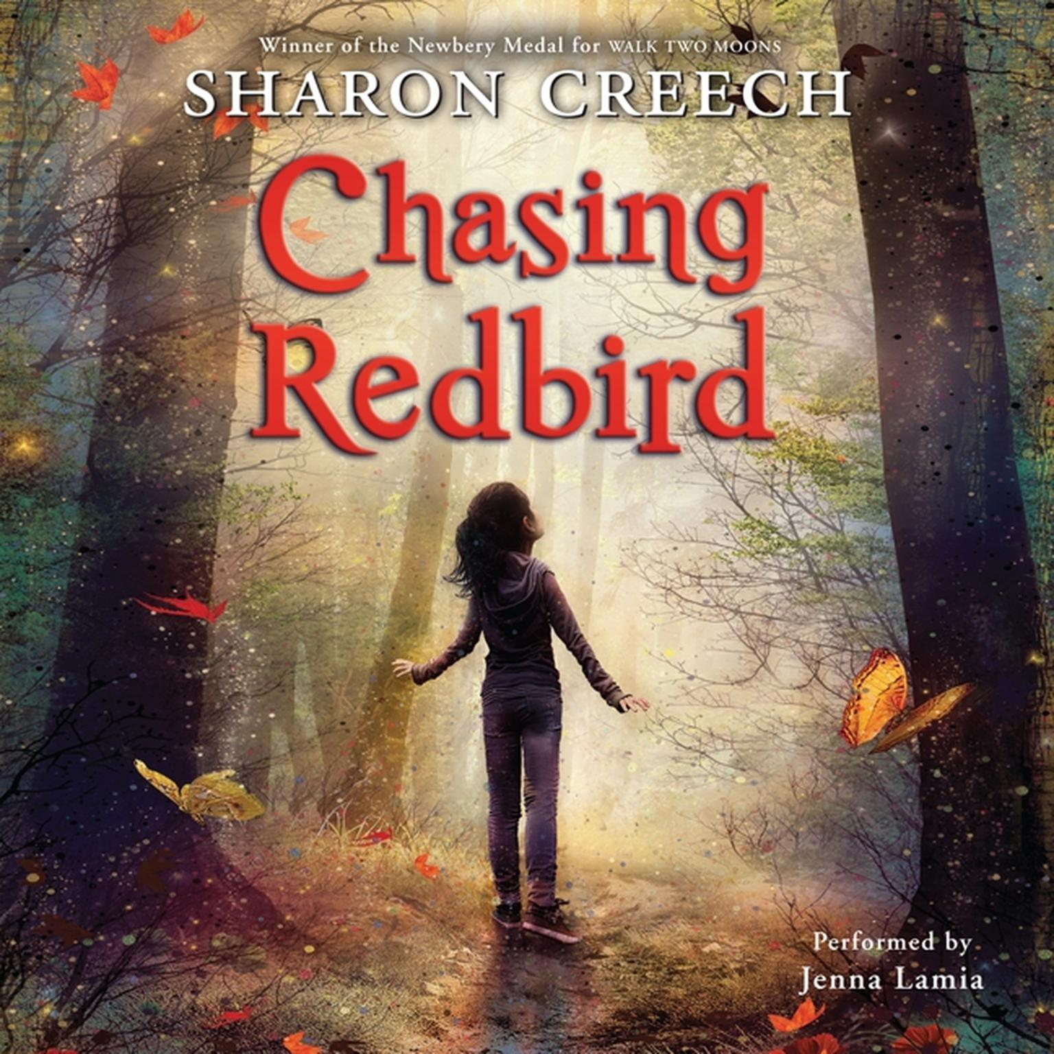 Printable Chasing Redbird Audiobook Cover Art