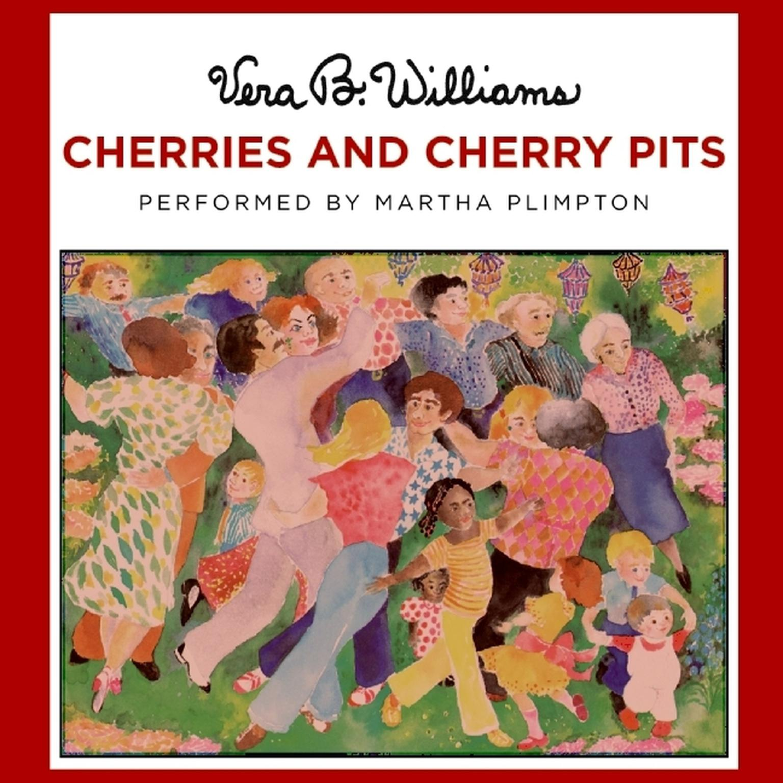 Printable Cherries and Cherry Pits Audiobook Cover Art