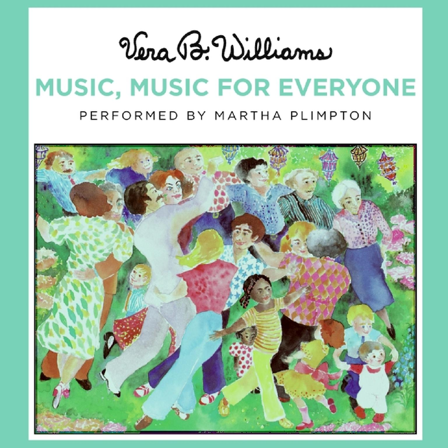 Printable Music, Music for Everyone Audiobook Cover Art