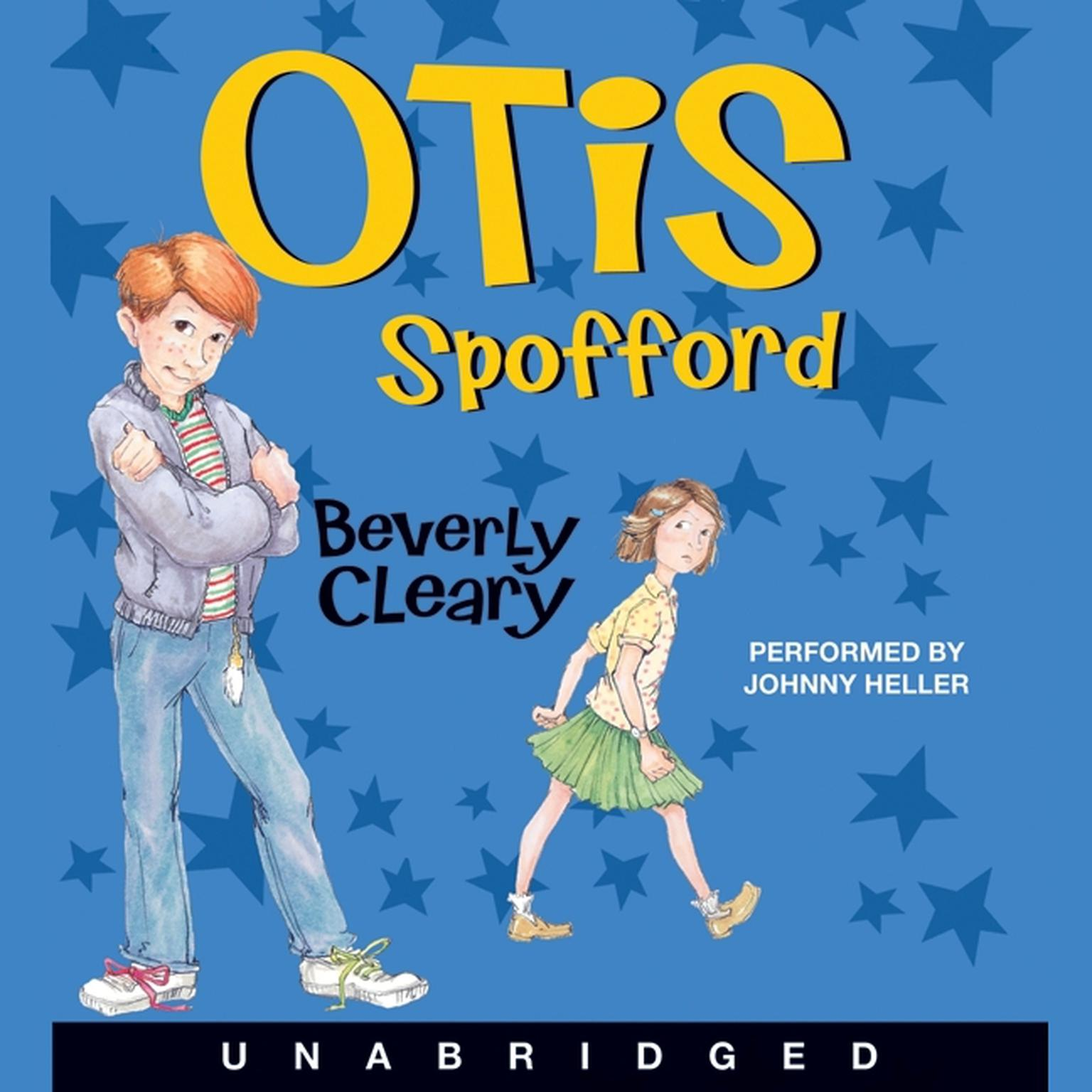 Printable Otis Spofford Audiobook Cover Art