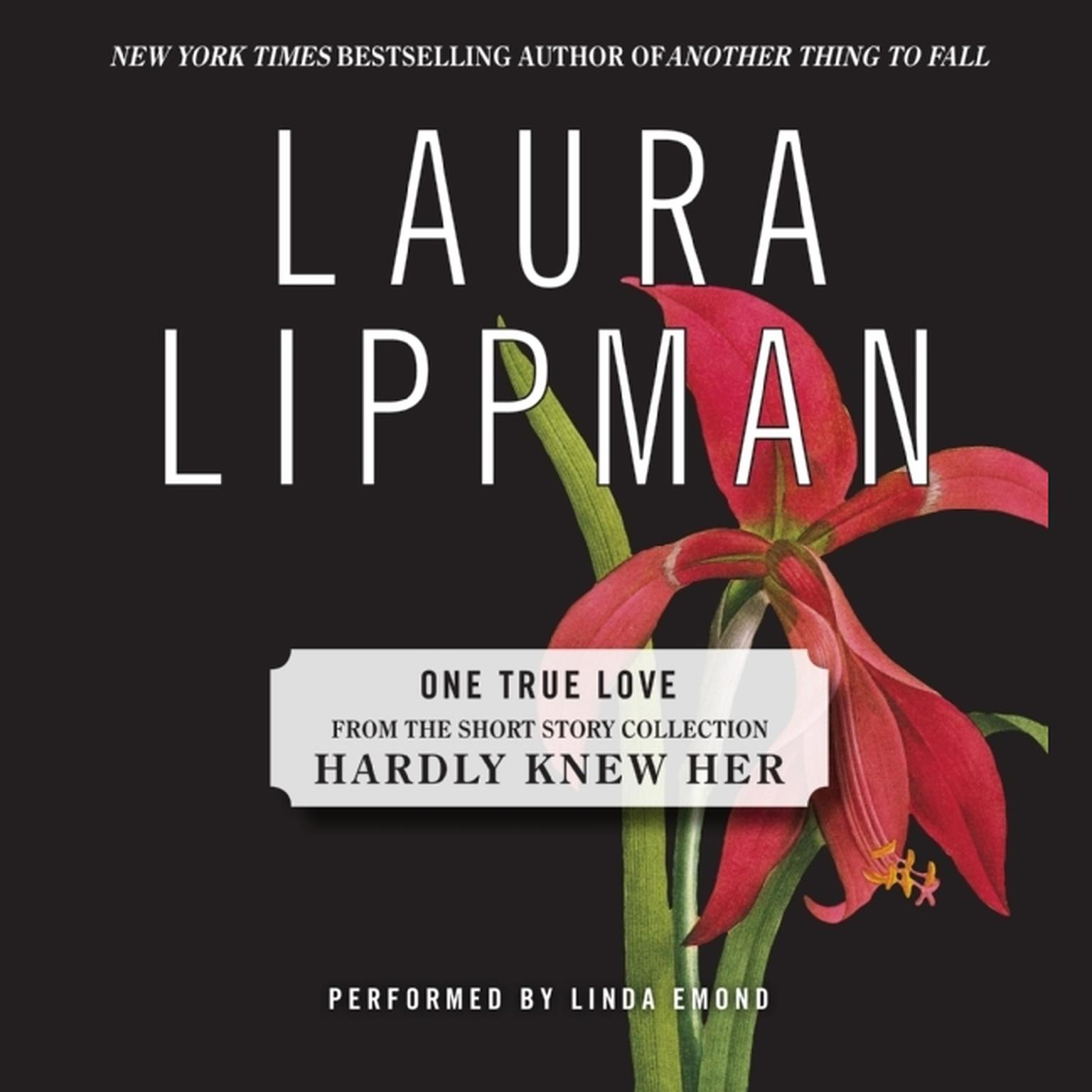 Printable One True Love Audiobook Cover Art