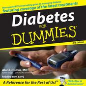 Diabetes For Dummies 3rd Edition Audiobook, by Alan Rubin