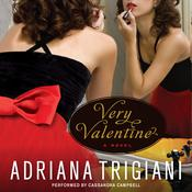 Very Valentine: A Novel Audiobook, by Adriana Trigiani