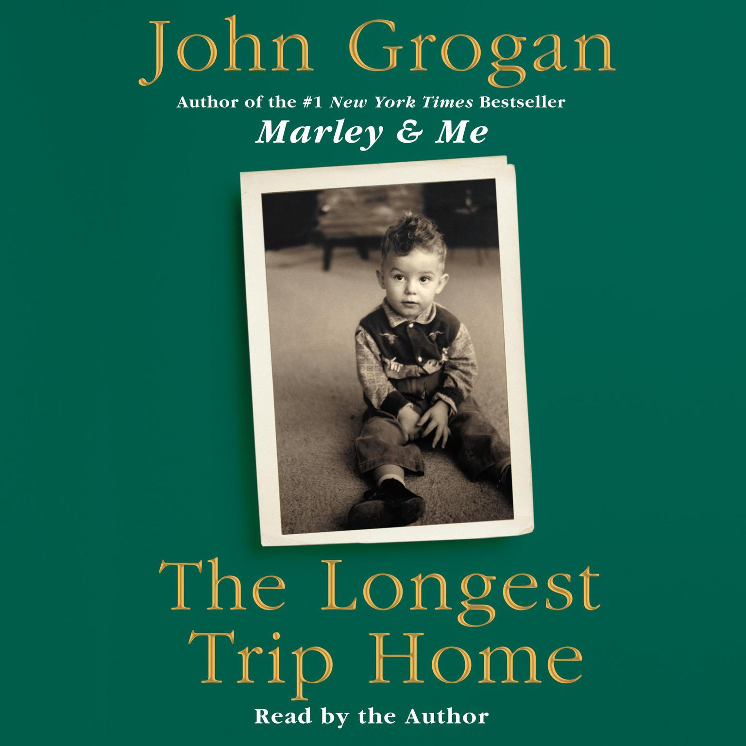 Printable The Longest Trip Home Audiobook Cover Art