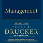 Management Audiobook, by Peter F. Drucker
