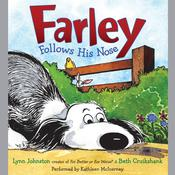 Farley Follows His Nose Audiobook, by Lynn Johnston