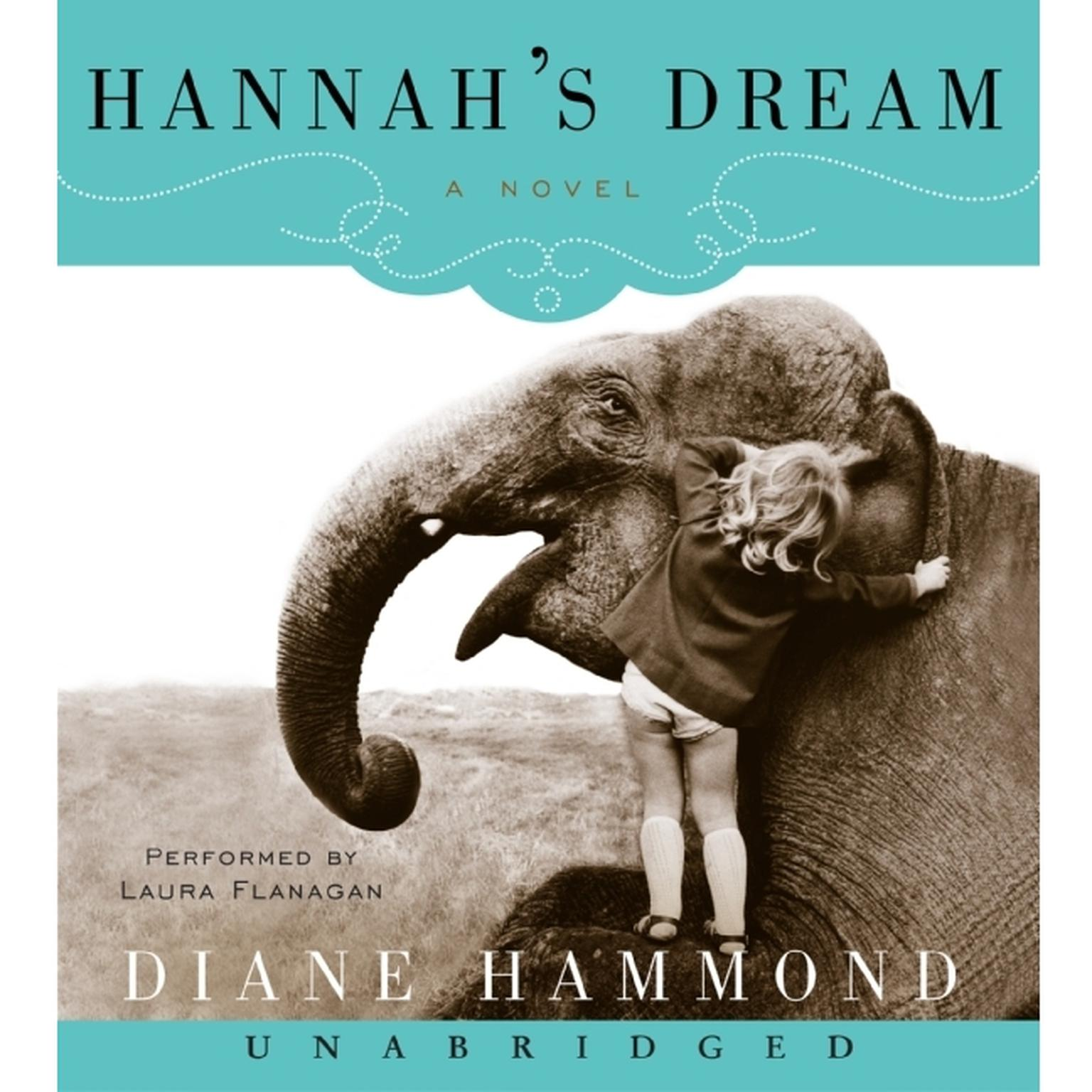 Printable Hannah's Dream: A Novel Audiobook Cover Art