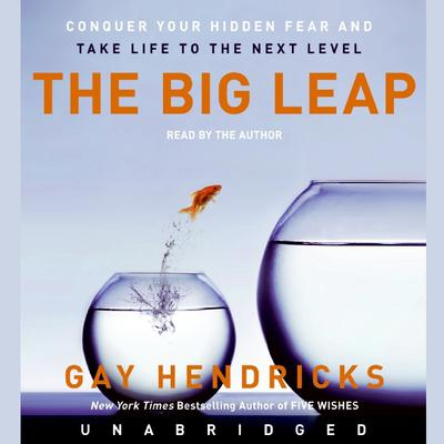 The Big Leap: Conquer Your Hidden Fear and Take Life to the Next Level Audiobook, by