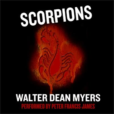 Scorpions Audiobook, by Walter Dean Myers