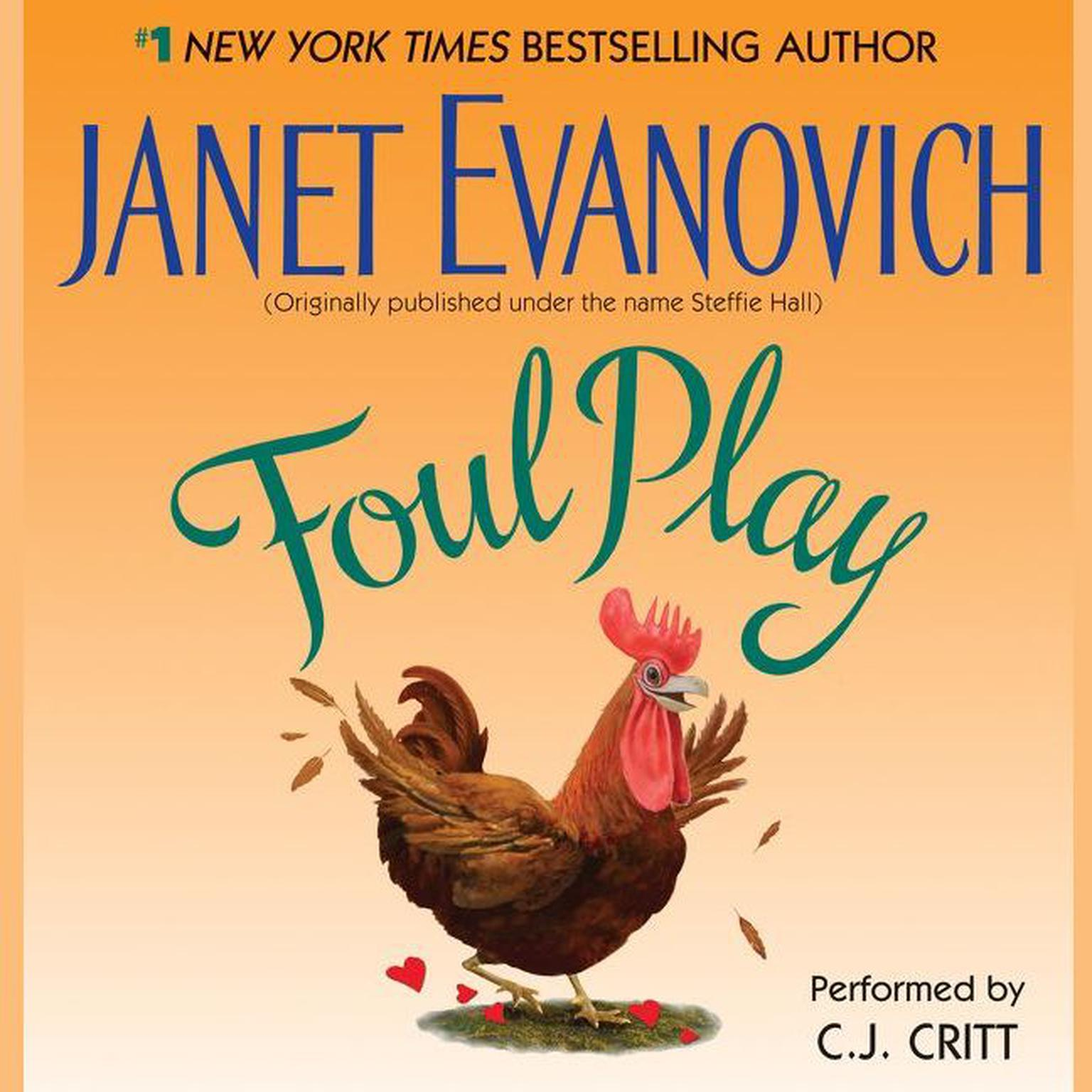 Printable Foul Play Audiobook Cover Art