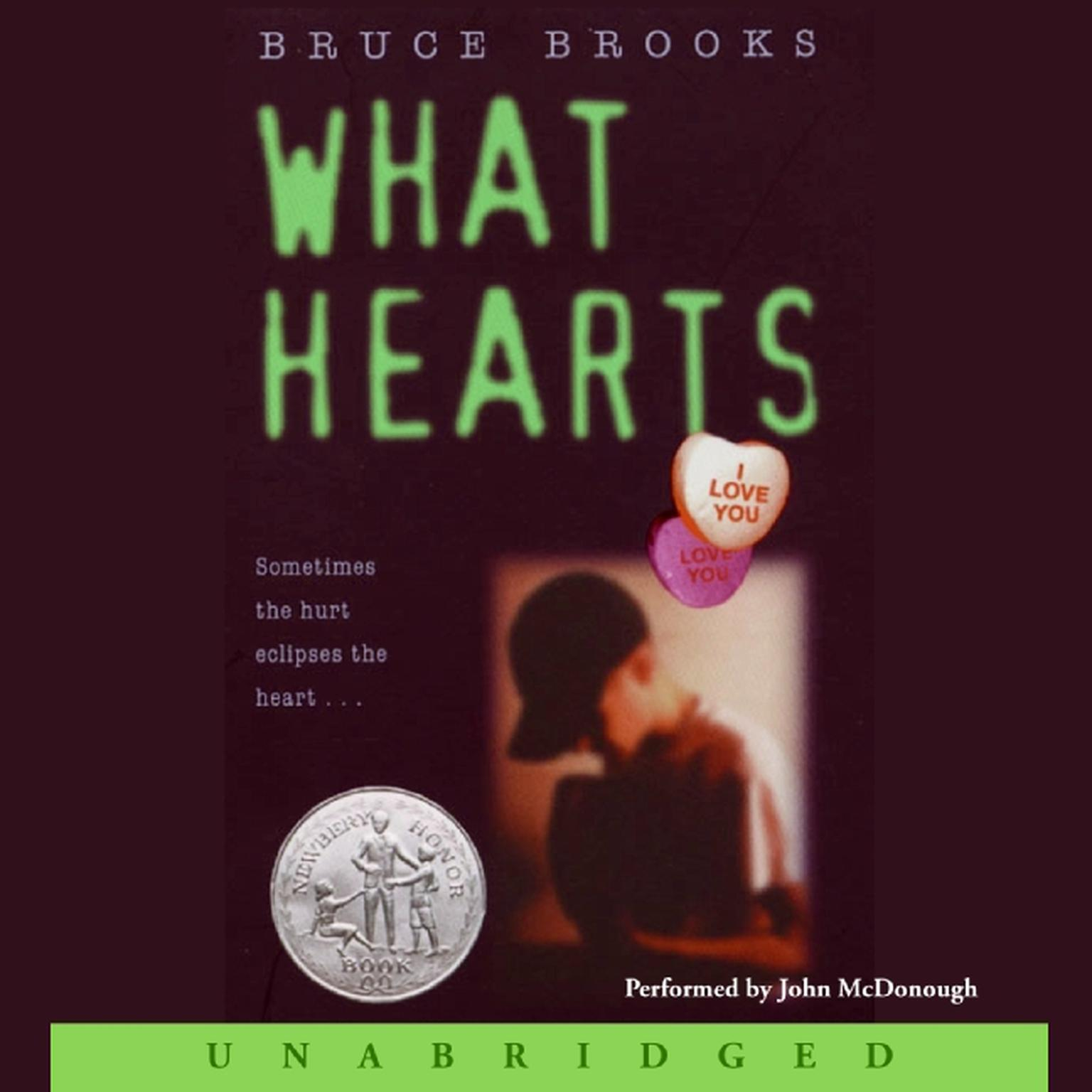 Printable What Hearts Audiobook Cover Art