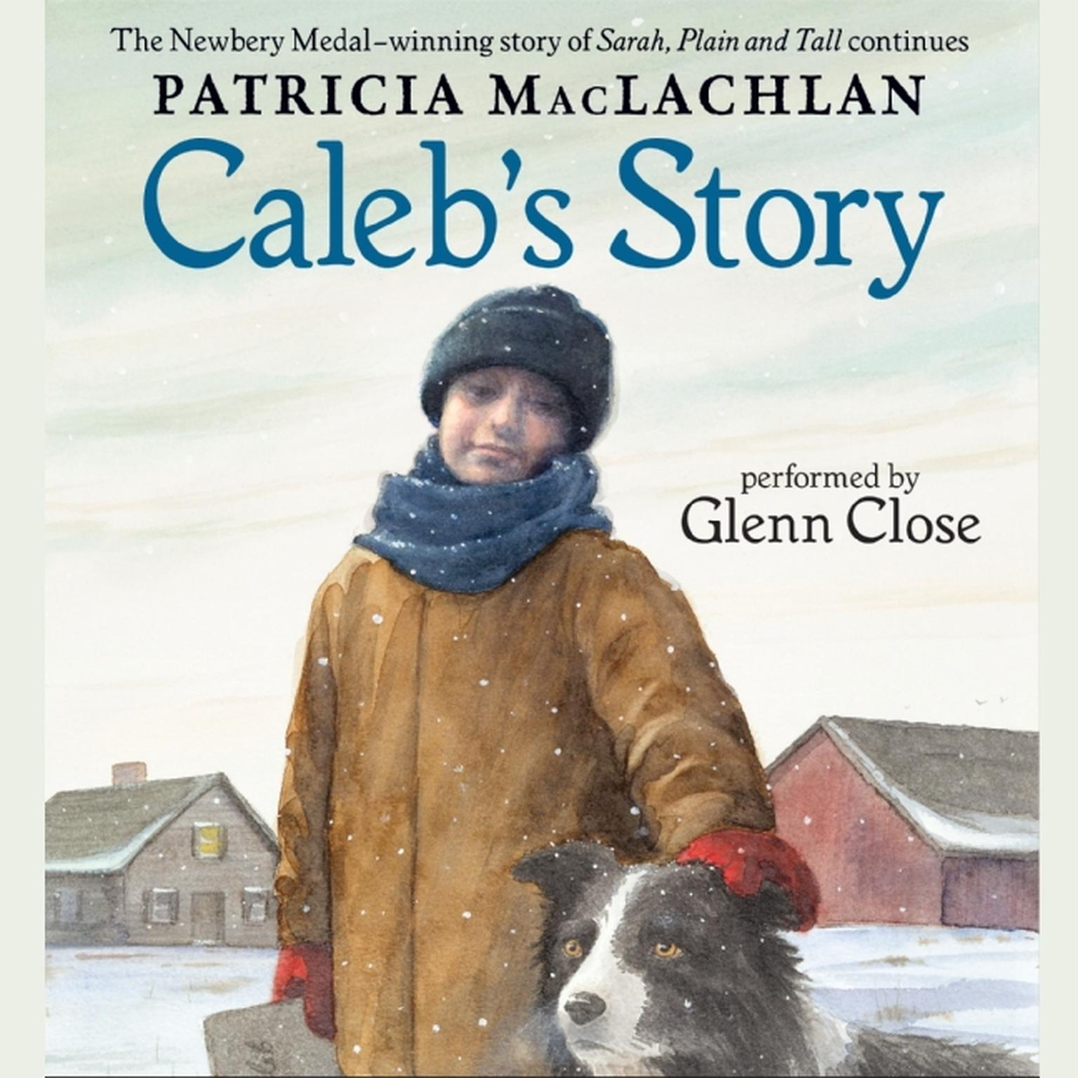 Printable Caleb's Story Audiobook Cover Art