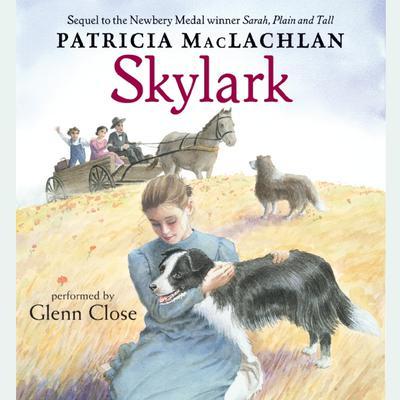 Skylark Audiobook, by Patricia MacLachlan