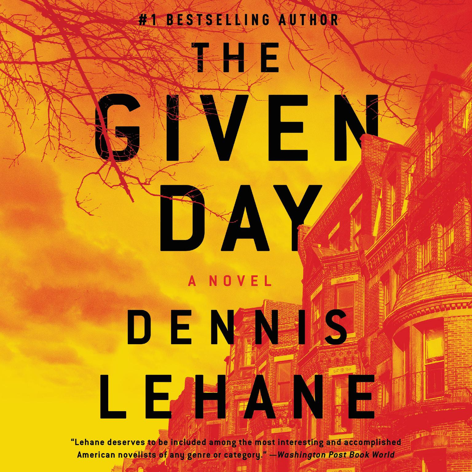 Printable The Given Day Audiobook Cover Art