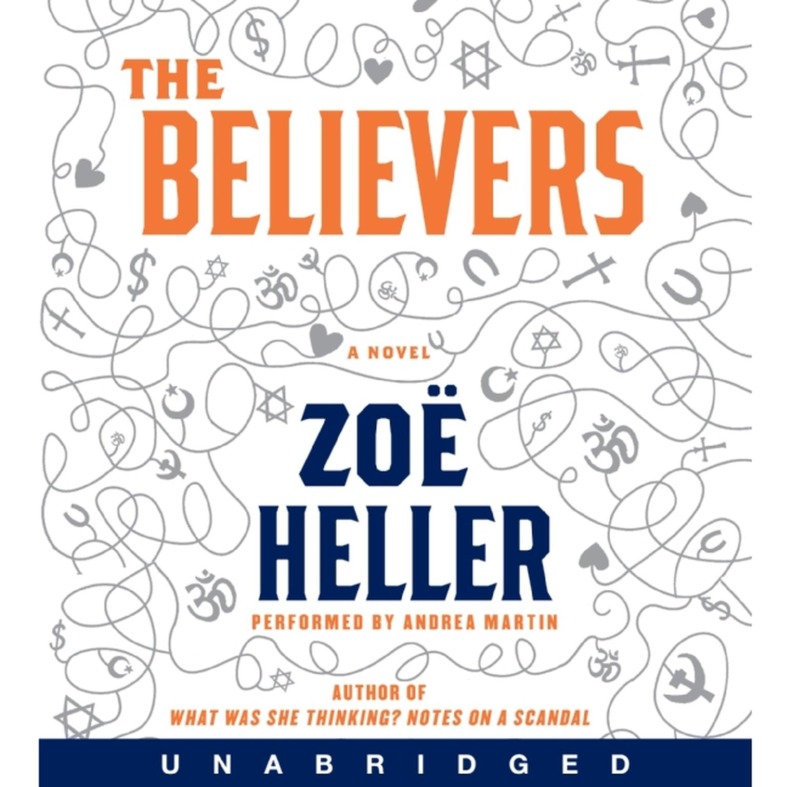 Printable The Believers Audiobook Cover Art