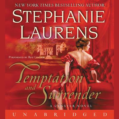 Temptation and Surrender Audiobook, by Stephanie Laurens