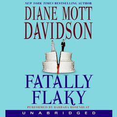 Fatally Flaky Audiobook, by Diane Mott Davidson