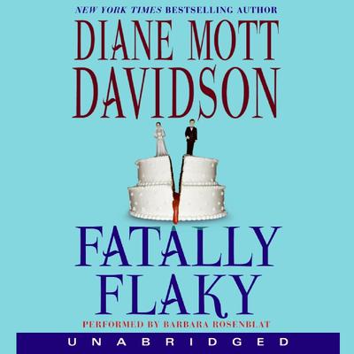 Fatally Flaky Audiobook, by