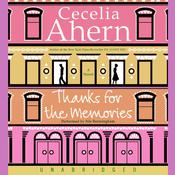 Thanks for the Memories, by Cecelia Ahern