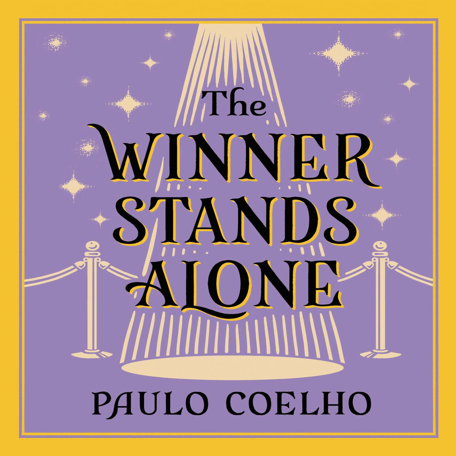 Printable The Winner Stands Alone Audiobook Cover Art