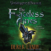 Skulduggery Pleasant: The Faceless Ones Audiobook, by Derek Landy