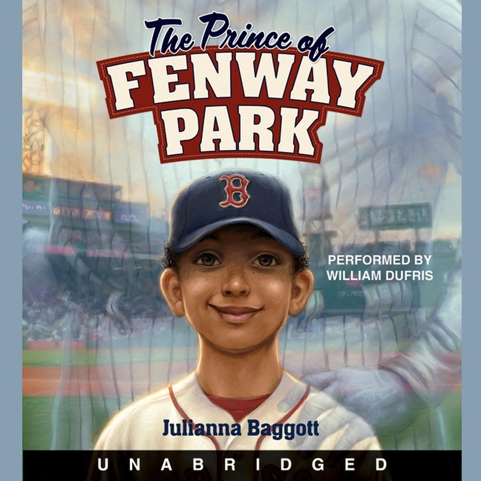 Printable The Prince of Fenway Park Audiobook Cover Art