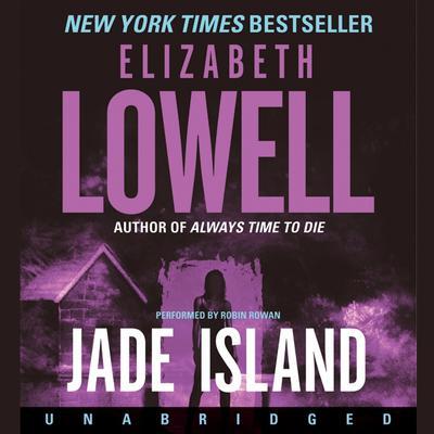 Jade Island Audiobook, by Elizabeth Lowell