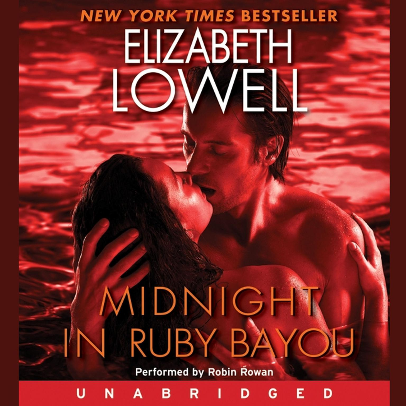Printable Midnight in Ruby Bayou Audiobook Cover Art