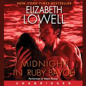 Midnight in Ruby Bayou Audiobook, by Elizabeth Lowell