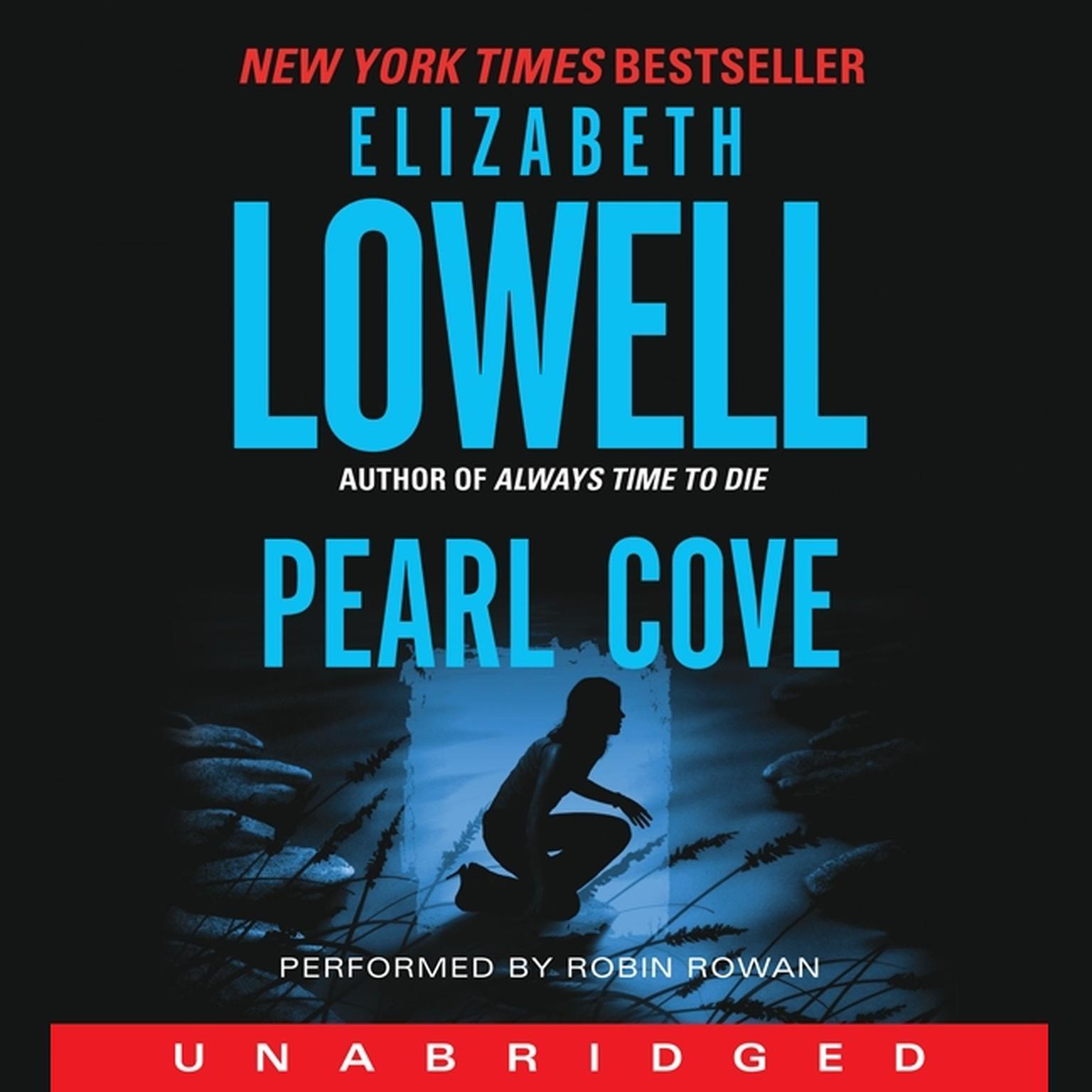 Printable Pearl Cove Audiobook Cover Art