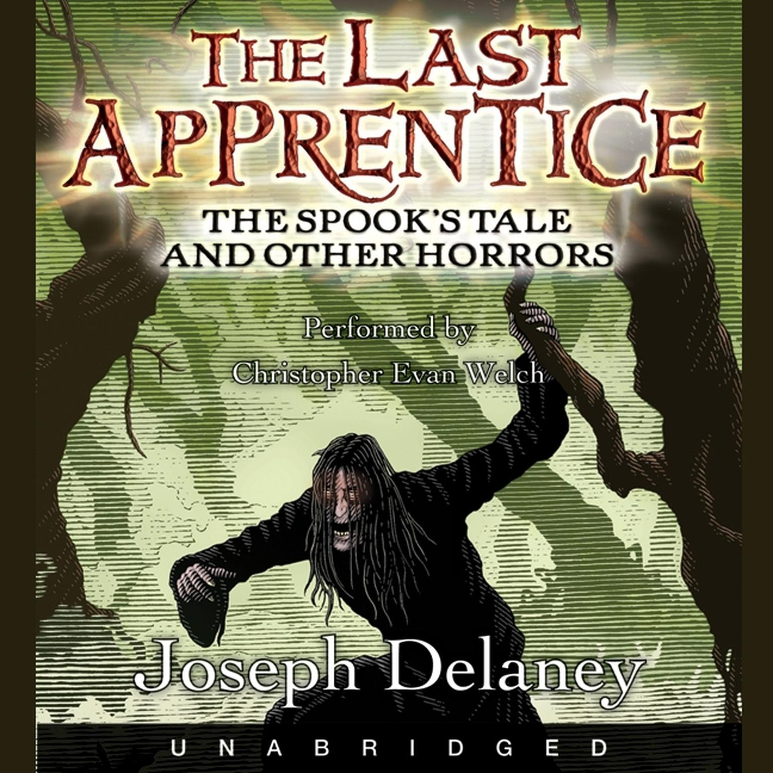 Printable The Last Apprentice: The Spook's Tale Audiobook Cover Art