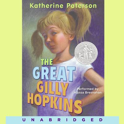 The Great Gilly Hopkins Audiobook, by Katherine Paterson