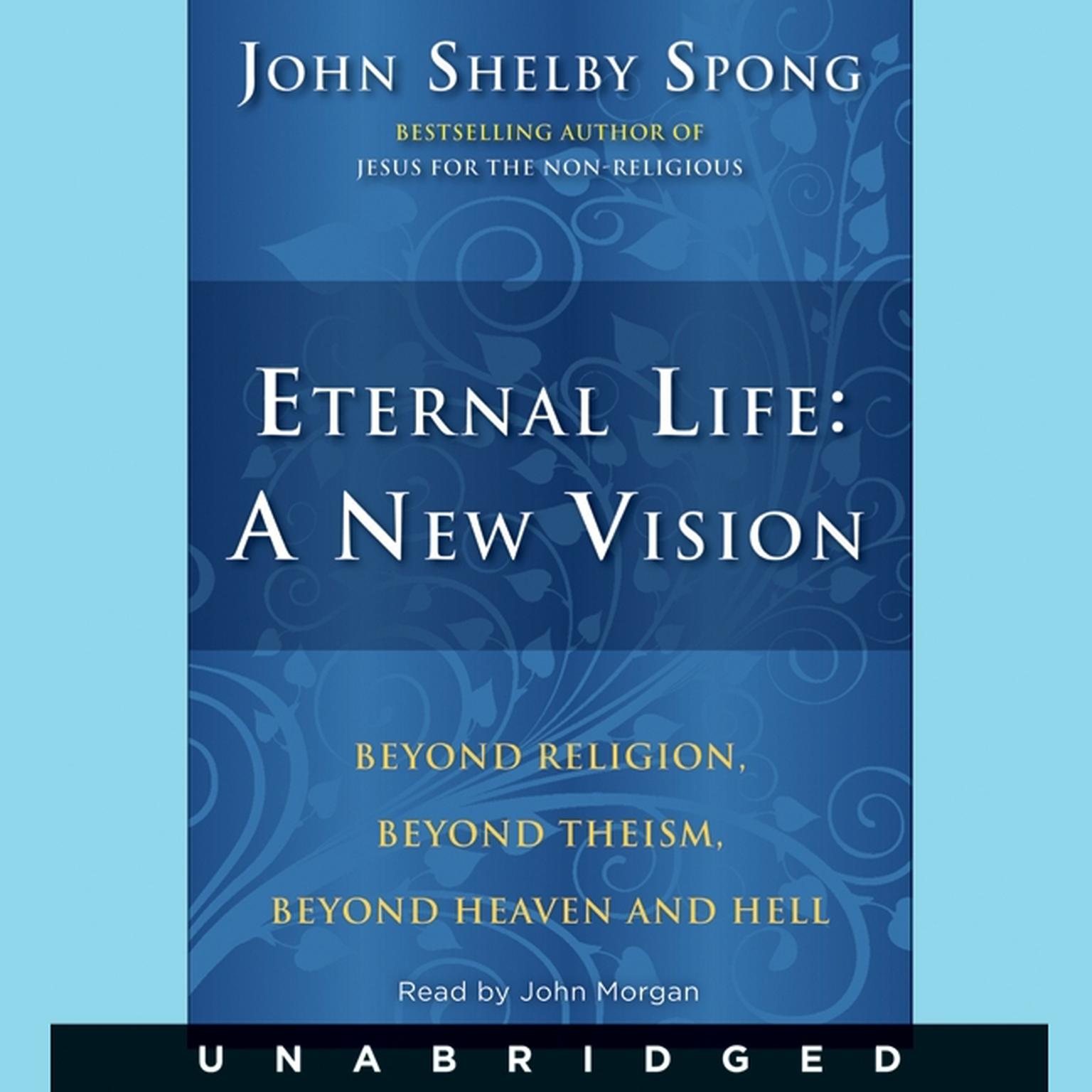 Printable Eternal Life: A New Vision: A New Vision Audiobook Cover Art