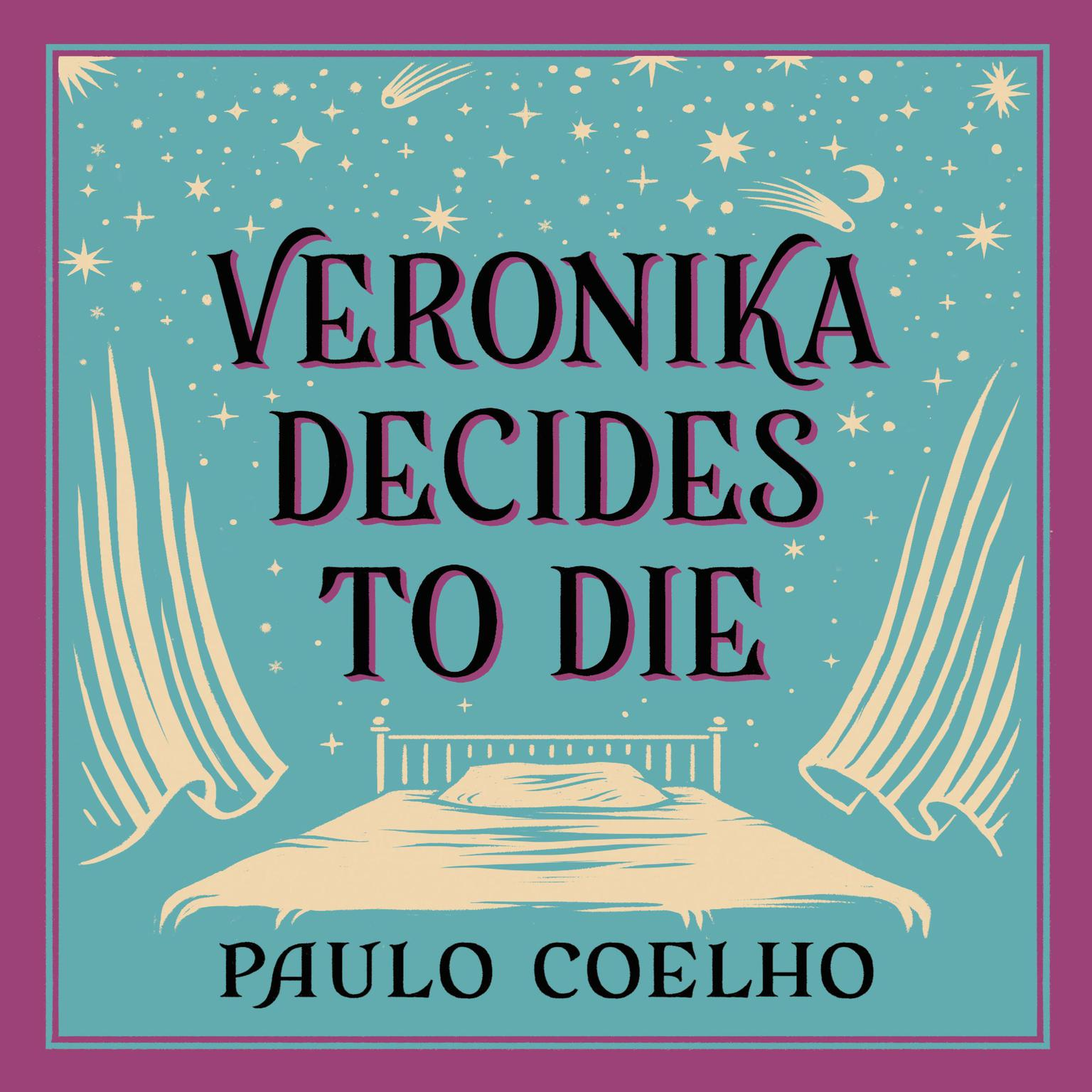 Printable Veronika Decides to Die Audiobook Cover Art