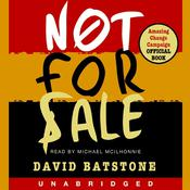 Not For Sale Audiobook, by David Batstone