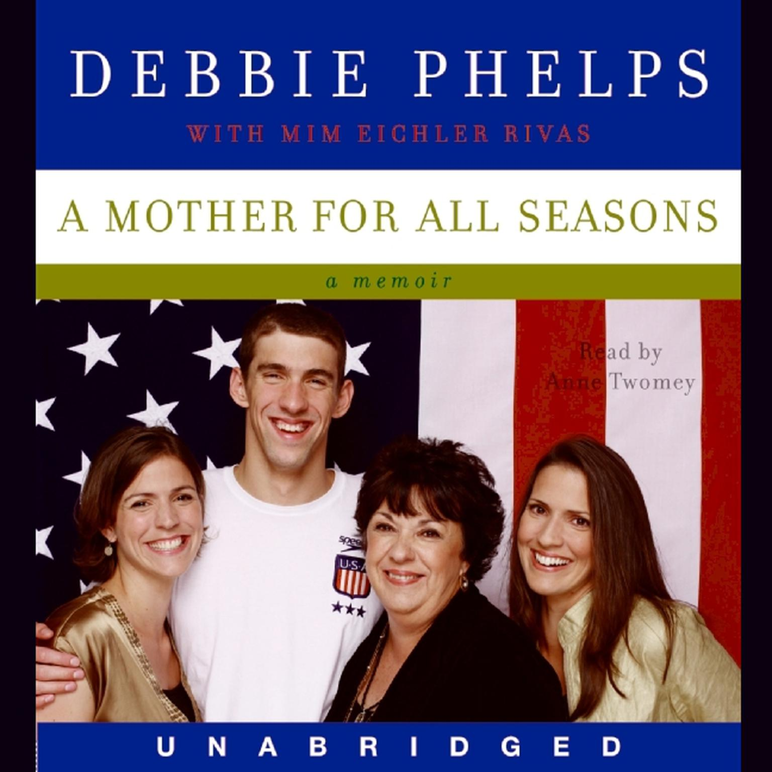 Printable A Mother for All Seasons: A Memoir Audiobook Cover Art