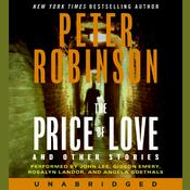 The Price of Love and Other Stories Audiobook, by Peter Robinson