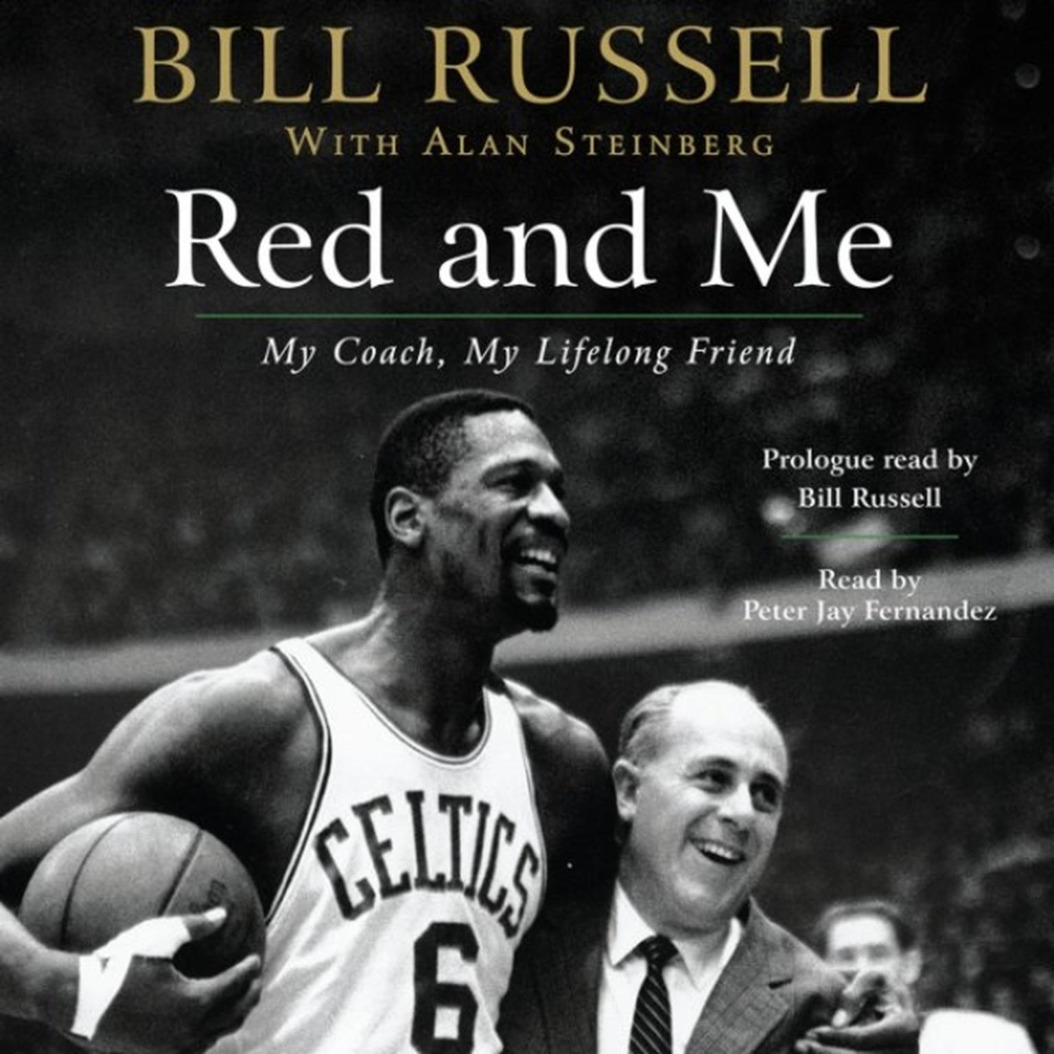 Printable Red and Me: A Great Coach, A Life-Long Friend Audiobook Cover Art