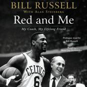 Red and Me Audiobook, by Bill Russell